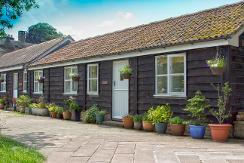 Hillyground Cottage Holidays - Rose and Jasmine Cottages